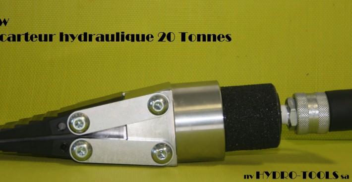 Ecarteur hydraulique 20 Tonnes