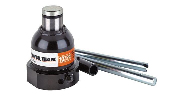 Short Hydraulic Jacks : Hydrotools t sidewinder jack mini