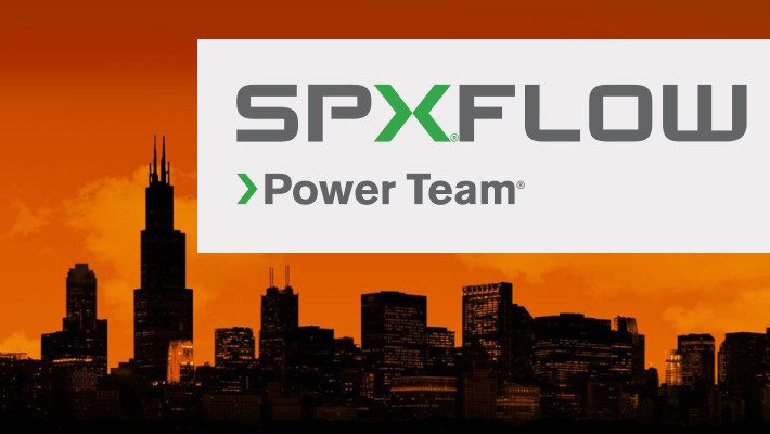 SPX – POWER TEAM