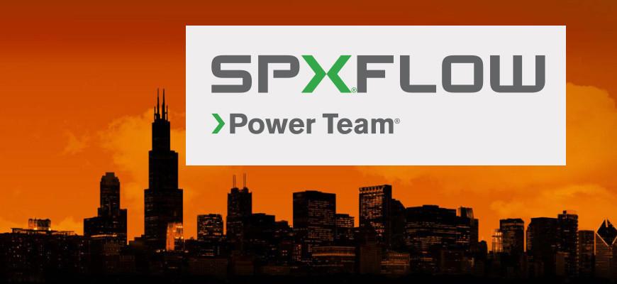 SPX – POWER TEAM