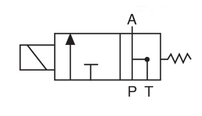Hydrotools Hydrotools 3 Way 2 Position Pilot Operated