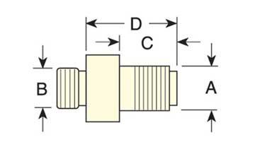 Threaded Adapter - Diagram